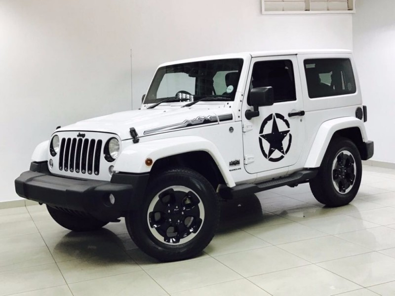 used jeep wrangler rubicon polar edition 3 6 v6 2door auto 74000kms for sale in gauteng cars. Black Bedroom Furniture Sets. Home Design Ideas