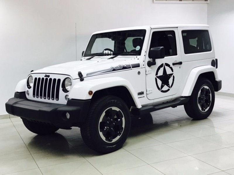 used jeep wrangler rubicon polar edition 3 6 v6 2door auto. Black Bedroom Furniture Sets. Home Design Ideas