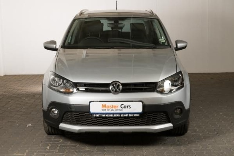 used volkswagen polo cross 1 2 tsi for sale in gauteng id 2290086. Black Bedroom Furniture Sets. Home Design Ideas