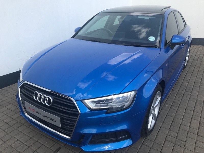 used audi a3 2 0t fsi s tronic for sale in gauteng id 2290920. Black Bedroom Furniture Sets. Home Design Ideas