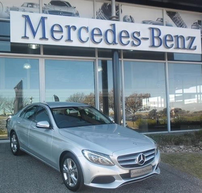 Used Mercedes-Benz C-Class C180 Auto For Sale In