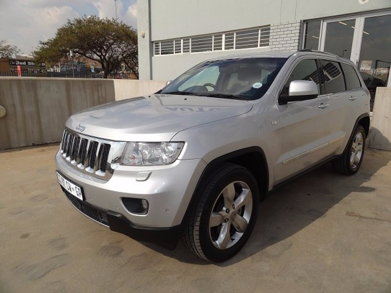 used jeep grand cherokee jeep grand cherokee 5 7 v8 overland for sale in gauteng. Black Bedroom Furniture Sets. Home Design Ideas