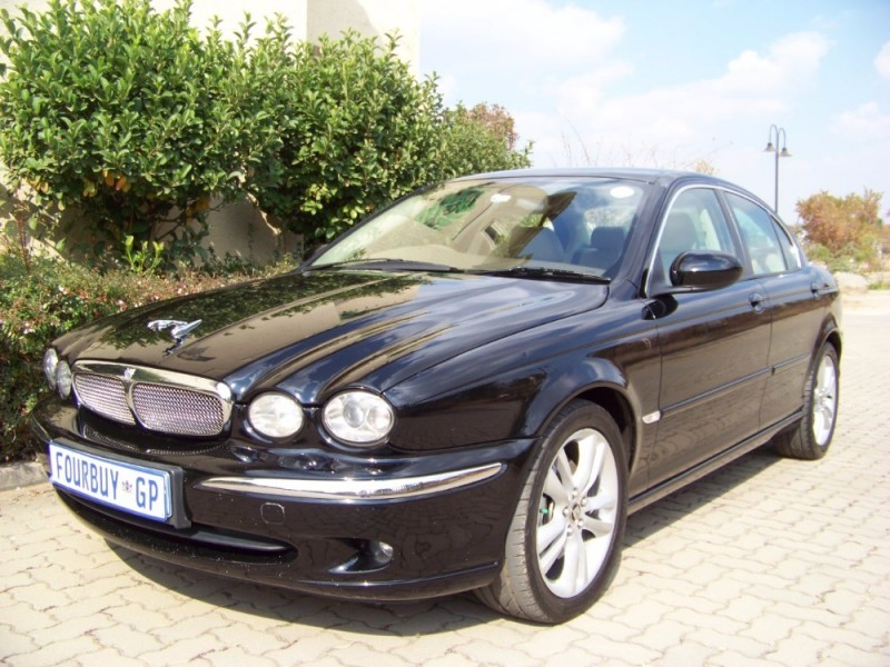 used jaguar x type se for sale in gauteng id 2292972. Black Bedroom Furniture Sets. Home Design Ideas