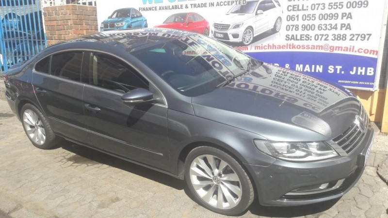 used volkswagen cc 2 0 tsi for sale in gauteng id 2293292. Black Bedroom Furniture Sets. Home Design Ideas