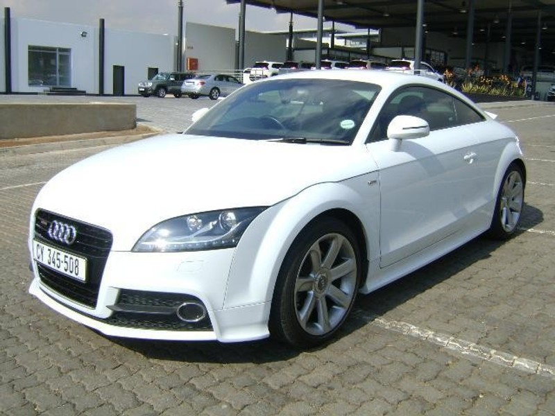 used audi tt fsi coupe stronic for sale in gauteng id 2293786. Black Bedroom Furniture Sets. Home Design Ideas