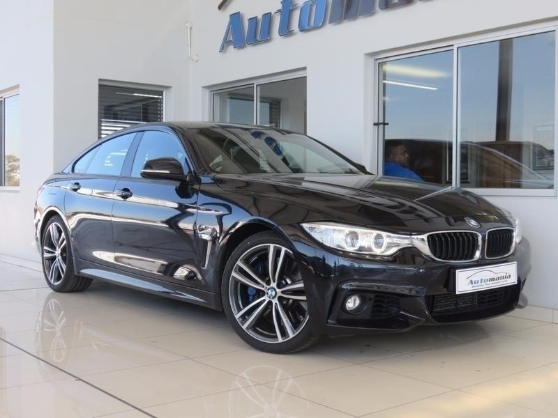 used bmw 4 series 2014 bmw 4 series 435i gran coupe for sale in gauteng id 2295380. Black Bedroom Furniture Sets. Home Design Ideas