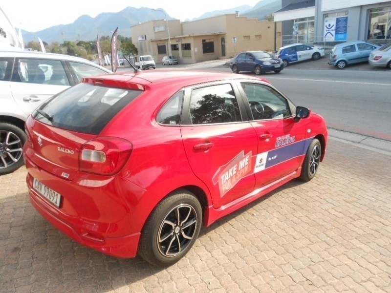 used suzuki baleno 1 4 sports pack for sale in western cape id 2296226. Black Bedroom Furniture Sets. Home Design Ideas