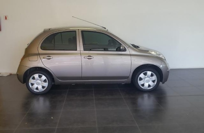 used nissan micra 1 4 acenta sport 5dr d65 for sale in western cape id 2296678. Black Bedroom Furniture Sets. Home Design Ideas
