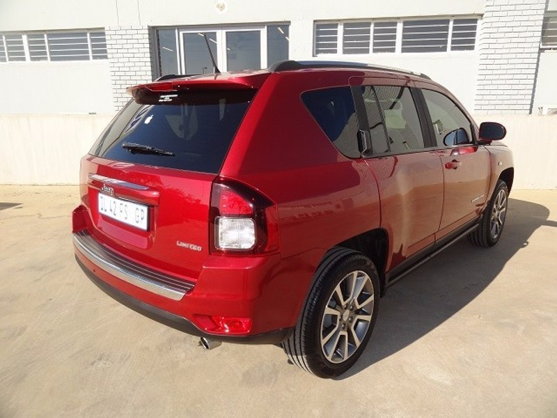 used jeep compass jeep compass 2 0 ltd for sale in gauteng id 2298804. Black Bedroom Furniture Sets. Home Design Ideas