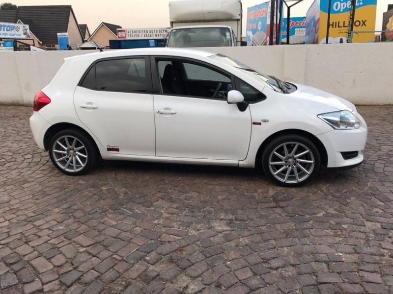 used toyota auris 2008 toyota auris 1 6 rs for sale in gauteng id 2299020. Black Bedroom Furniture Sets. Home Design Ideas