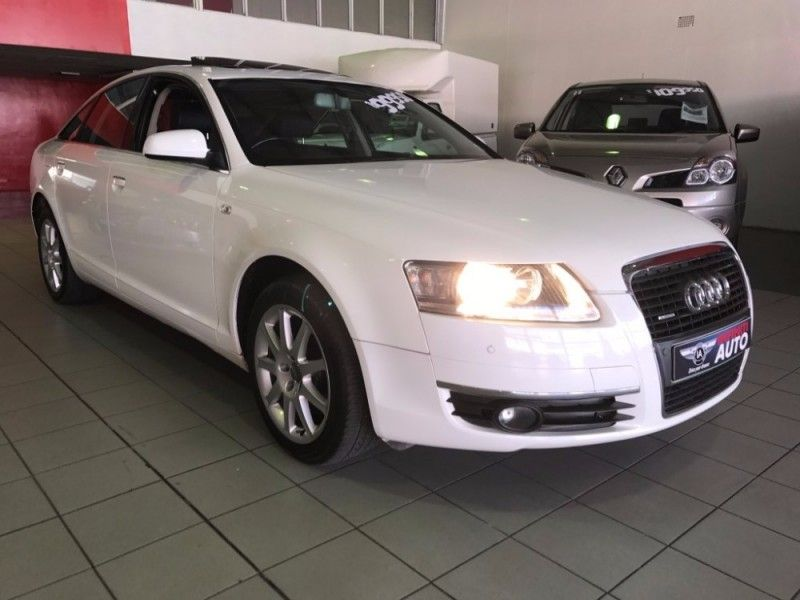 used audi a6 2006 audi a6 quattro auto for sale in gauteng id 2299058. Black Bedroom Furniture Sets. Home Design Ideas
