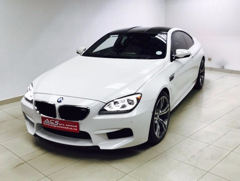 used bmw m6 coupe m dct f12 36000kms fully loaded for sale in gauteng id 2299556. Black Bedroom Furniture Sets. Home Design Ideas
