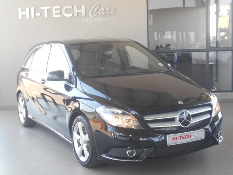 Used mercedes benz b class b 180 be a t for sale in north for Mercedes benz of houston north used cars