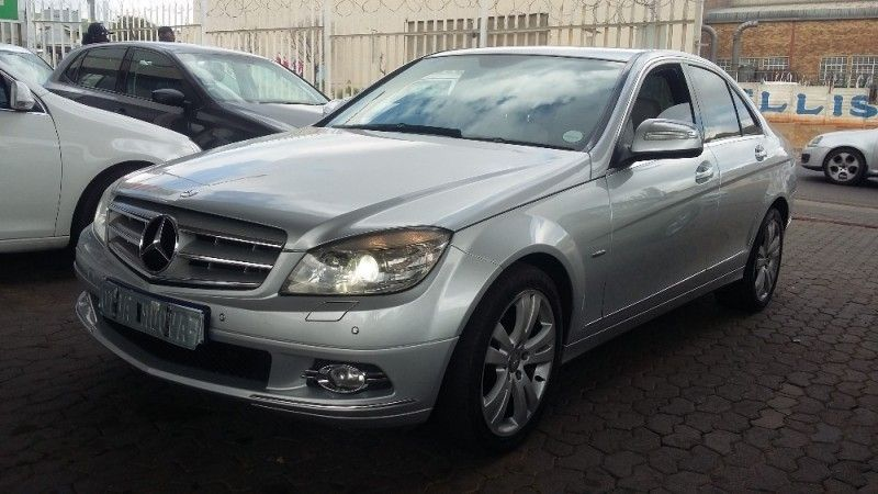 Used mercedes benz c class c220 cdi be estate avantgarde a for Mercedes benz c220 cdi for sale