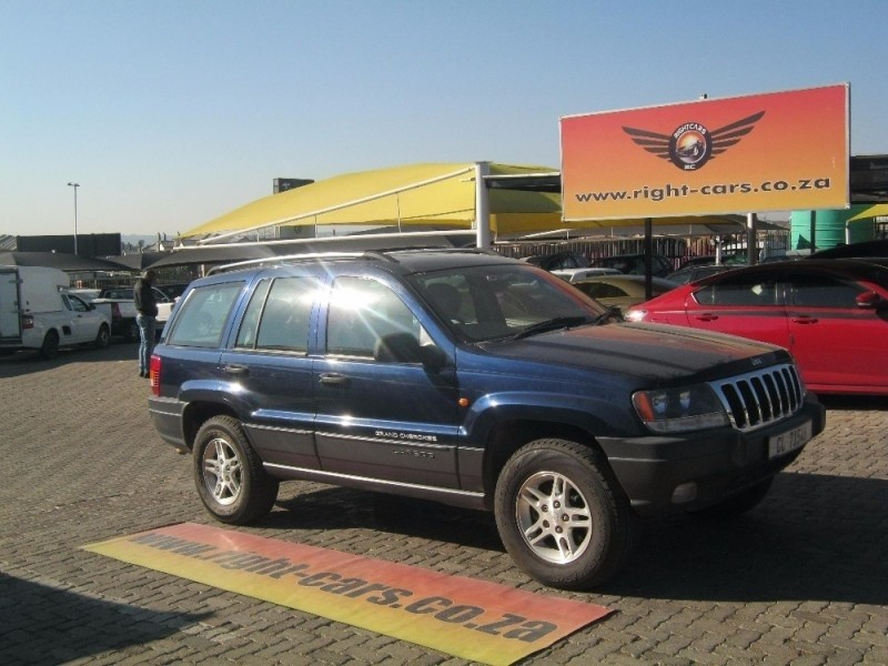 used jeep grand cherokee 4 7 v8 laredo for sale in gauteng id 2301746. Black Bedroom Furniture Sets. Home Design Ideas