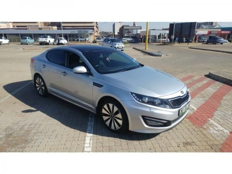 used kia optima 2 4 gdi auto for sale in north west province id 2302202. Black Bedroom Furniture Sets. Home Design Ideas