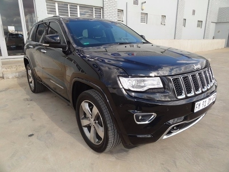 used jeep grand cherokee jeep grand cherokee 3 6 overland for sale in gauteng id. Black Bedroom Furniture Sets. Home Design Ideas