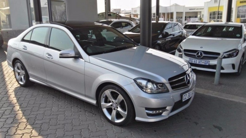 Used Mercedes Benz C Class C200 Amg Edition C For Sale In