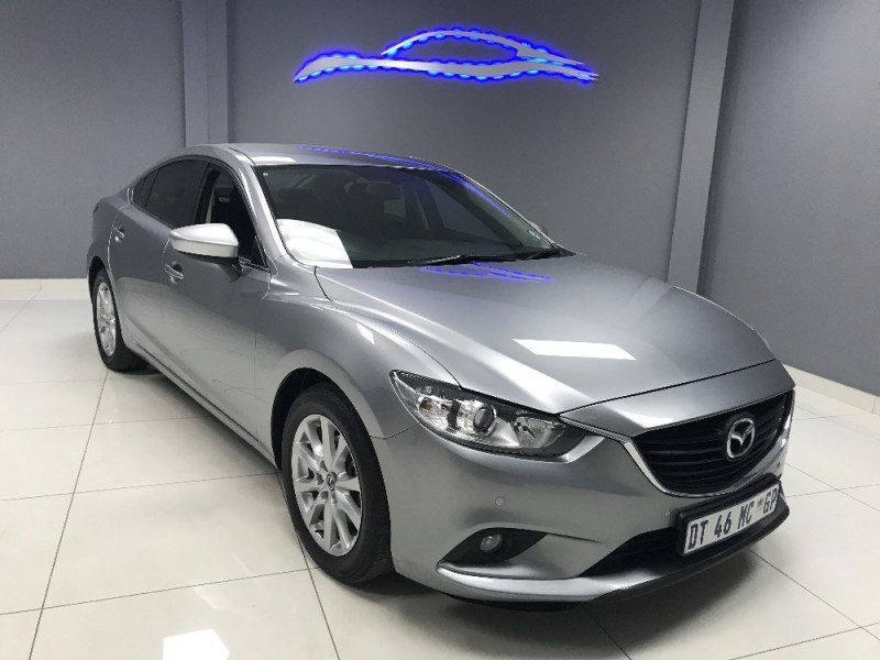 used mazda 6 2 0 active auto for sale in gauteng id 2304496. Black Bedroom Furniture Sets. Home Design Ideas