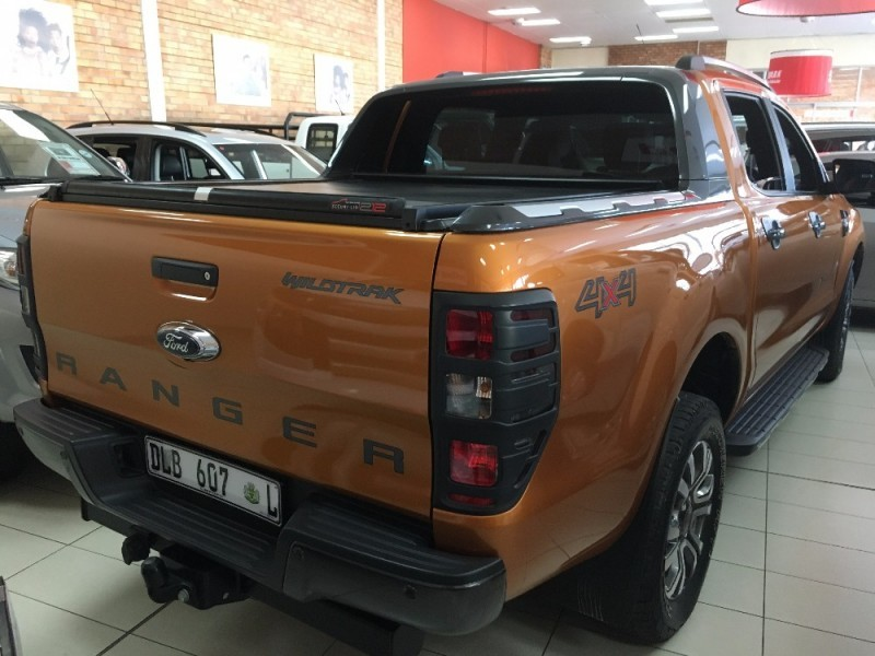 used ford ranger ford ranger 3 2 wildtrack 4x4 auto for sale in limpopo cars co za id 2304864