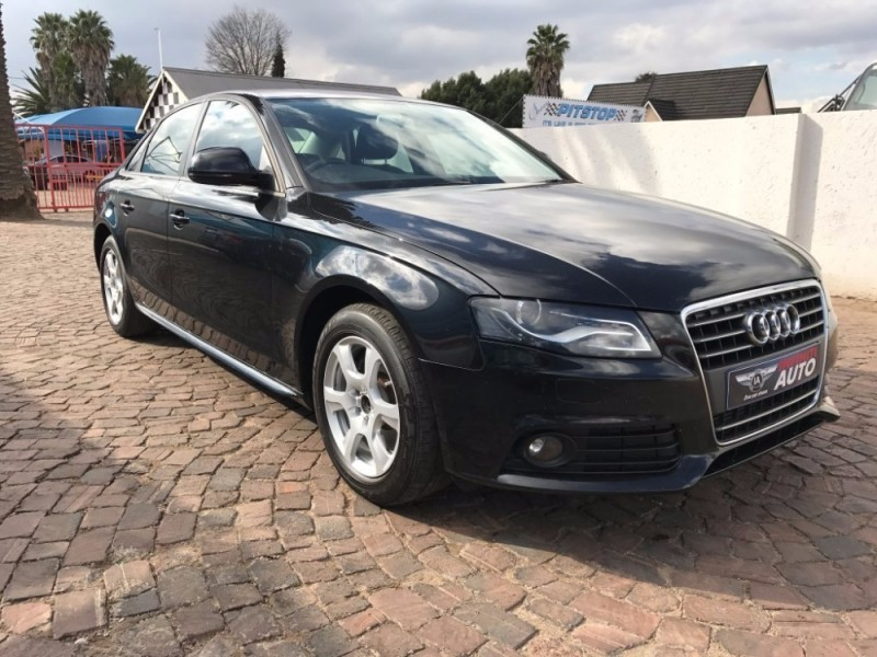 used audi a4 2009 audi a4 1 8t b8 110000 kms for sale in gauteng id 2306344. Black Bedroom Furniture Sets. Home Design Ideas