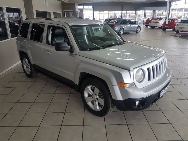 used jeep patriot 2 4 limited for sale in gauteng id 2306660. Black Bedroom Furniture Sets. Home Design Ideas