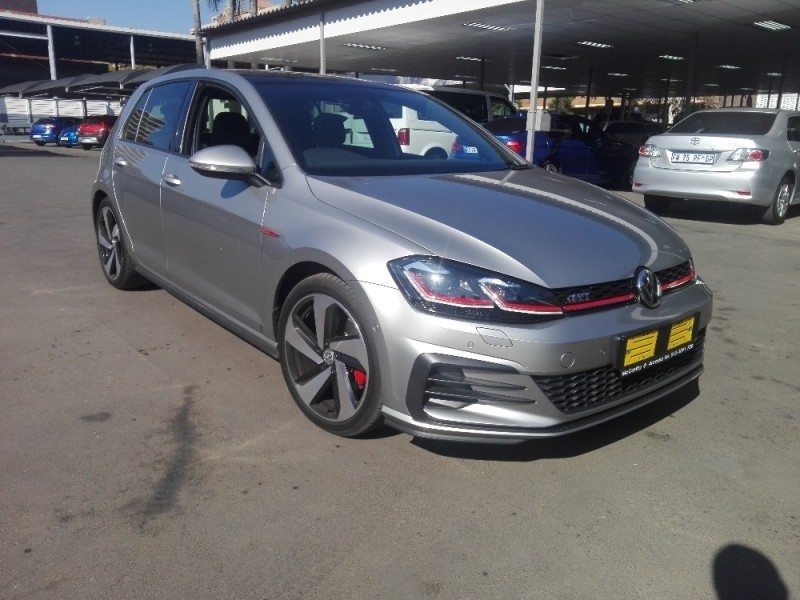used volkswagen golf vii gti 2 0 tsi dsg performance face. Black Bedroom Furniture Sets. Home Design Ideas
