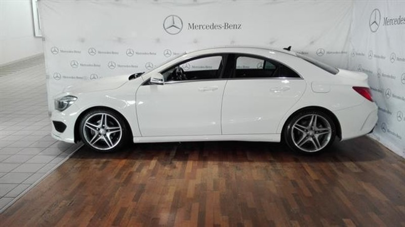 Used mercedes benz cla class cla180 auto for sale in for Mercedes benz cla class for sale
