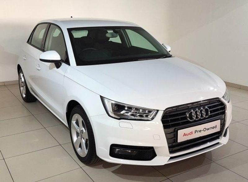 used audi a1 sportback 1 0t fsi se se s tronic for sale in western cape id 2308066. Black Bedroom Furniture Sets. Home Design Ideas