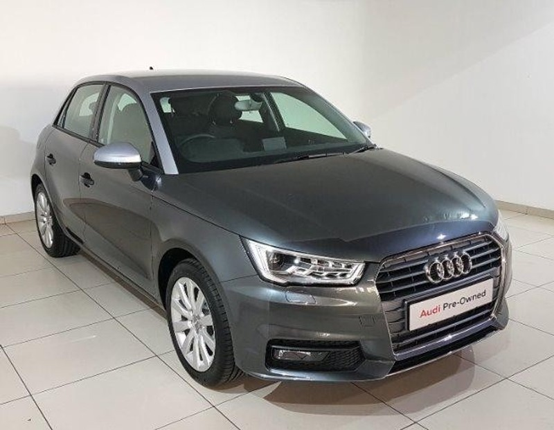 used audi a1 sportback 1 0t fsi se se s tronic for sale in western cape id 2308068. Black Bedroom Furniture Sets. Home Design Ideas