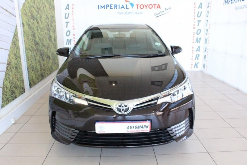 used toyota corolla 1 4d prestige for sale in gauteng id 2308676. Black Bedroom Furniture Sets. Home Design Ideas