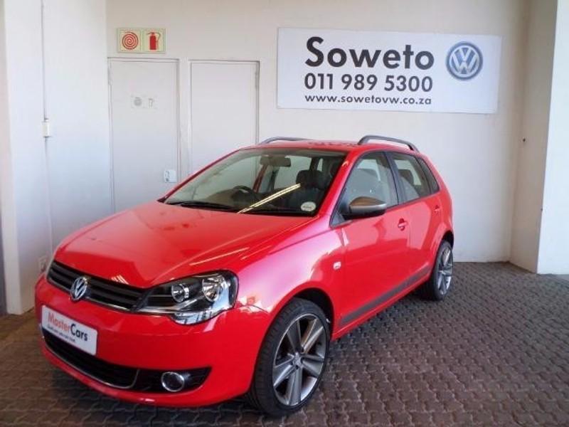 Used Volkswagen Polo Vivo Gp 1 6 Maxx 5 Door For Sale In