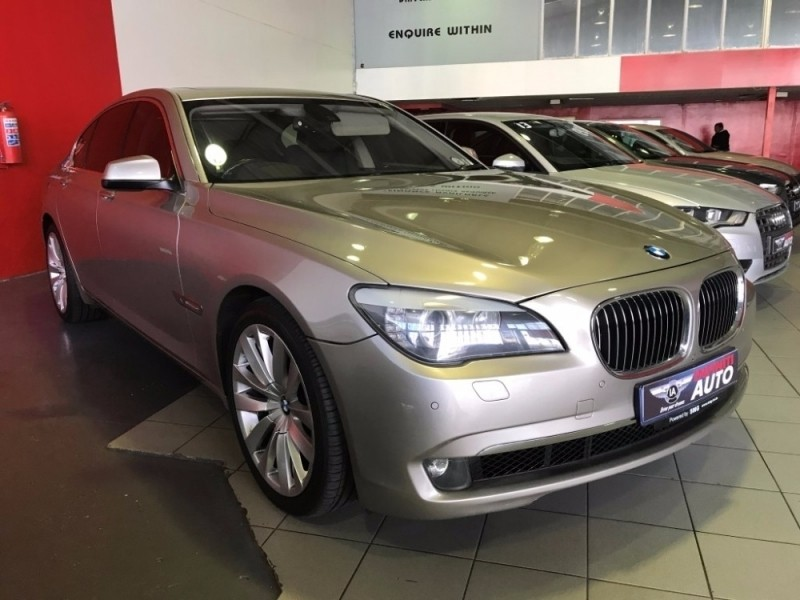 used bmw 7 series 2009 bmw 750i innovations pack only 86000 kms for sale in gauteng. Black Bedroom Furniture Sets. Home Design Ideas