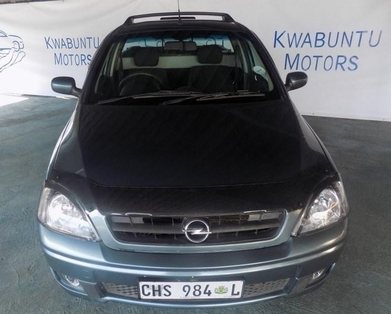 used opel corsa utility 1 7 dti sport p u s c for sale in gauteng id 2309460. Black Bedroom Furniture Sets. Home Design Ideas