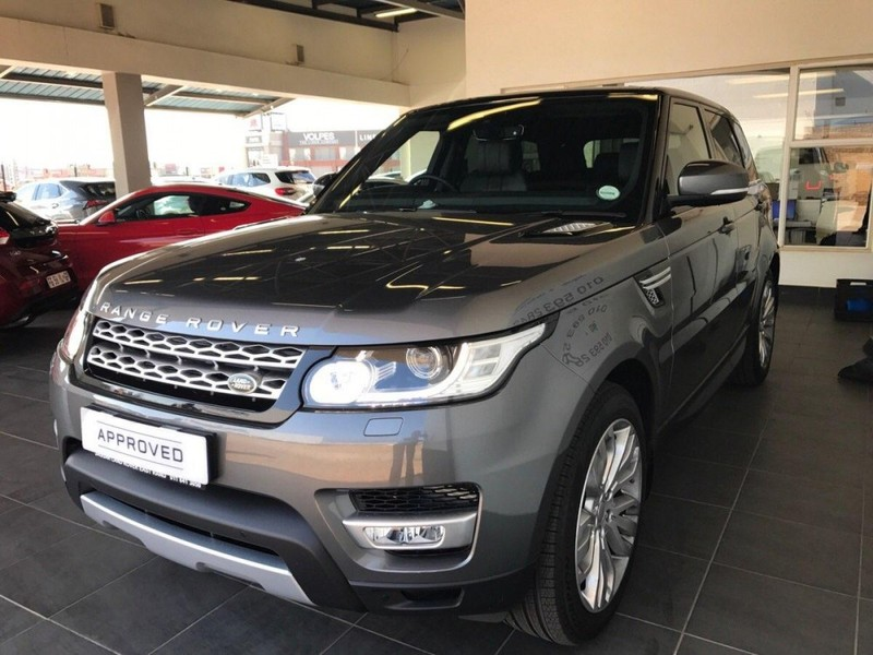 Range Rover Evoque Second Hand >> Used Land Rover Range Rover Sport Cars For Sale In Gauteng | Autos Post