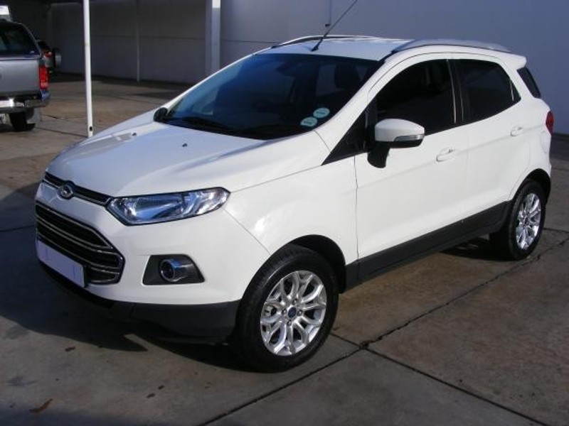 Used Ford Ecosport 1 5td Titanium For Sale In Western Cape