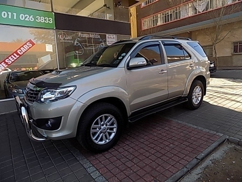 Used Toyota Fortuner 3 0d 4d 4x2 A T For Sale In Gauteng Cars Co Za Id 2311448