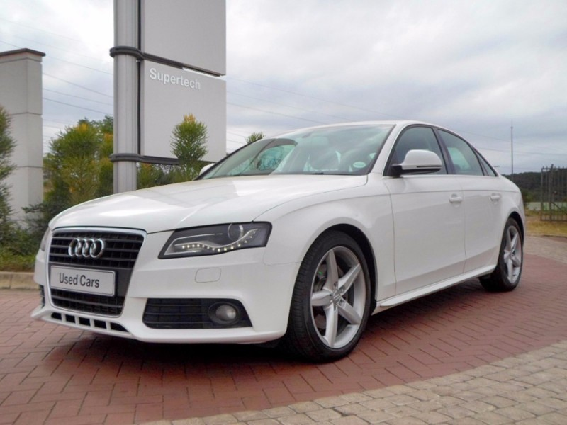 used audi a4 2 0 tfsi ambiente 155kw b8 for sale in. Black Bedroom Furniture Sets. Home Design Ideas