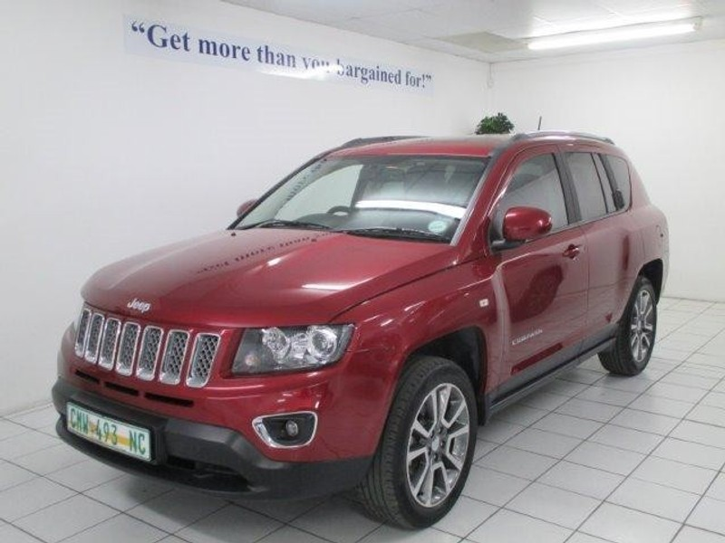 used jeep compass 2 0 cvt ltd for sale in free state id 2312364. Black Bedroom Furniture Sets. Home Design Ideas