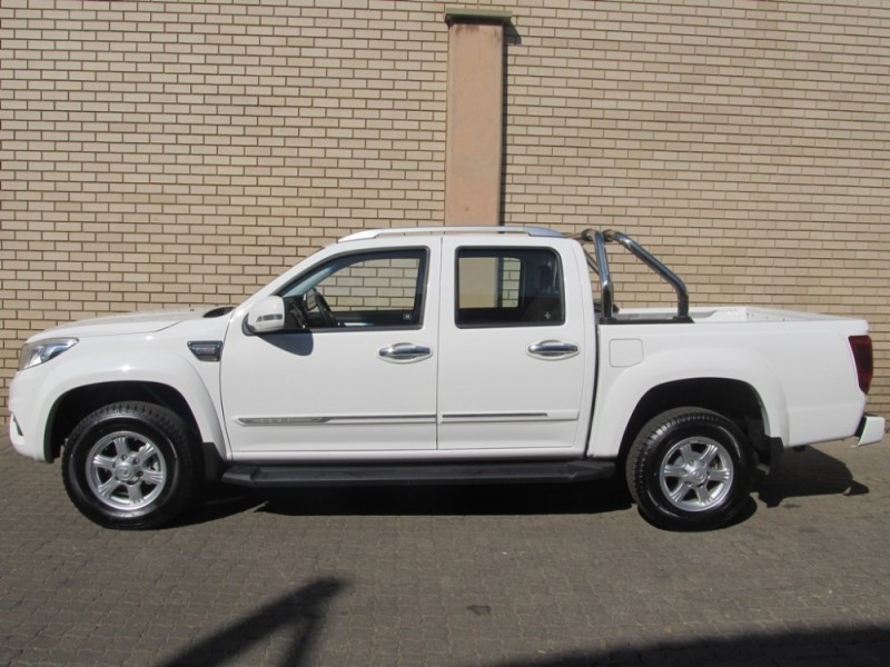Used Gwm Steed Steed 6 2 0 Vgt Xscape Double Cab Bakkie