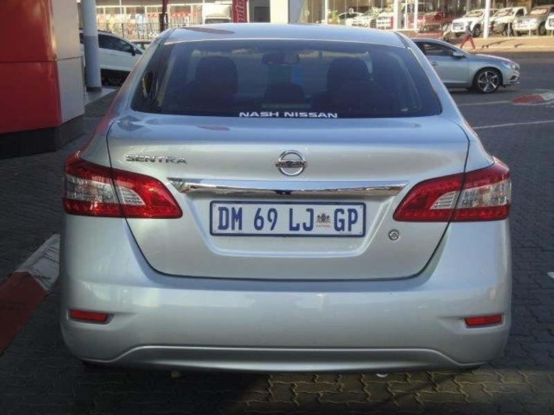 Used Nissan Sentra 1.6 Acenta for sale in Gauteng - Cars ...
