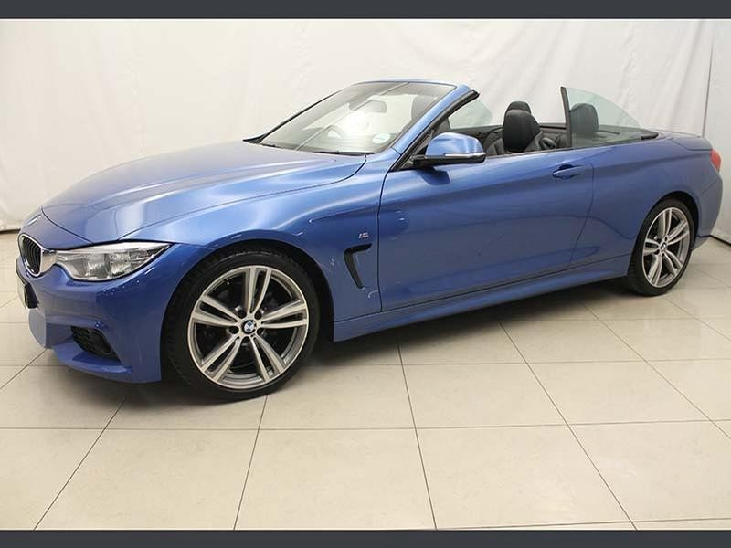 used bmw 4 series 420i convertible m sport auto for sale in gauteng id 2317140. Black Bedroom Furniture Sets. Home Design Ideas