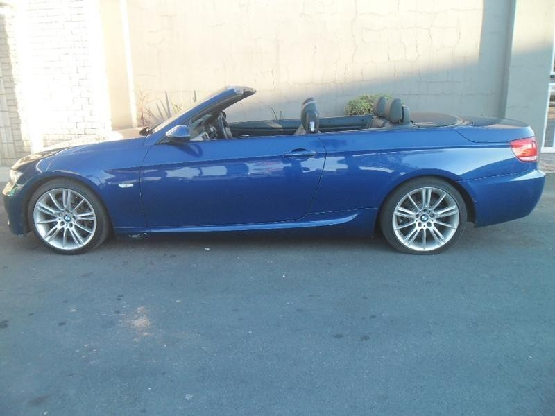 used bmw 3 series 335i convert sport a t e93 for sale in gauteng id 2317152. Black Bedroom Furniture Sets. Home Design Ideas