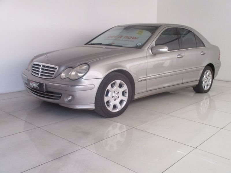 Used mercedes benz c class c320 elegance a t for sale in for 2005 mercedes benz c320 for sale