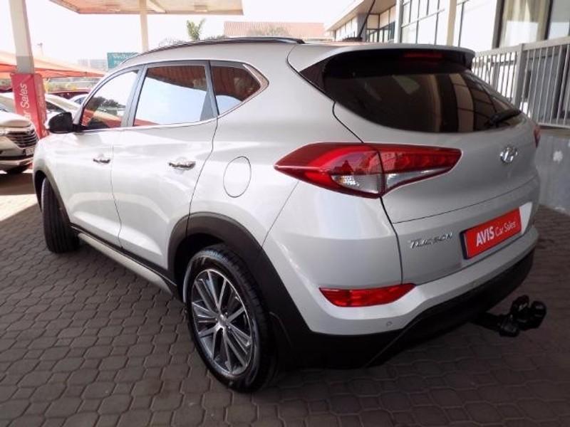 Used Hyundai Tucson 2 0 Elite Auto For Sale In Gauteng