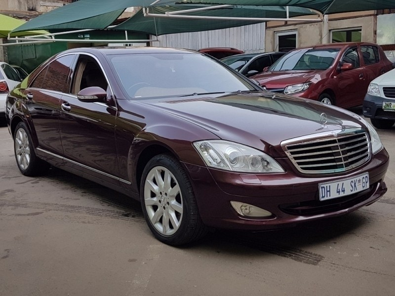 Used mercedes benz s class 500 se a t for sale in gauteng for Mercedes benz s 500 for sale used