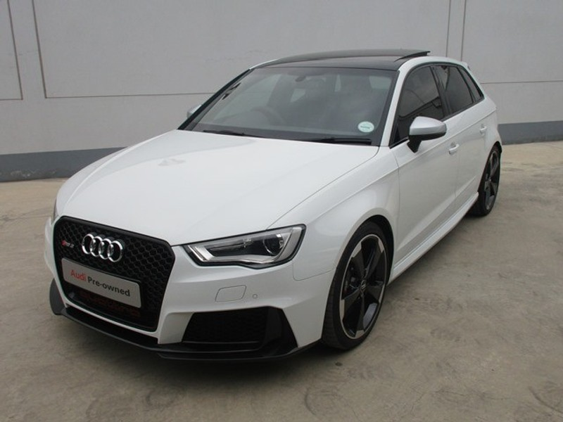 used audi rs3 rs3 270kw sportback stronic for sale in kwazulu natal id 2318278. Black Bedroom Furniture Sets. Home Design Ideas