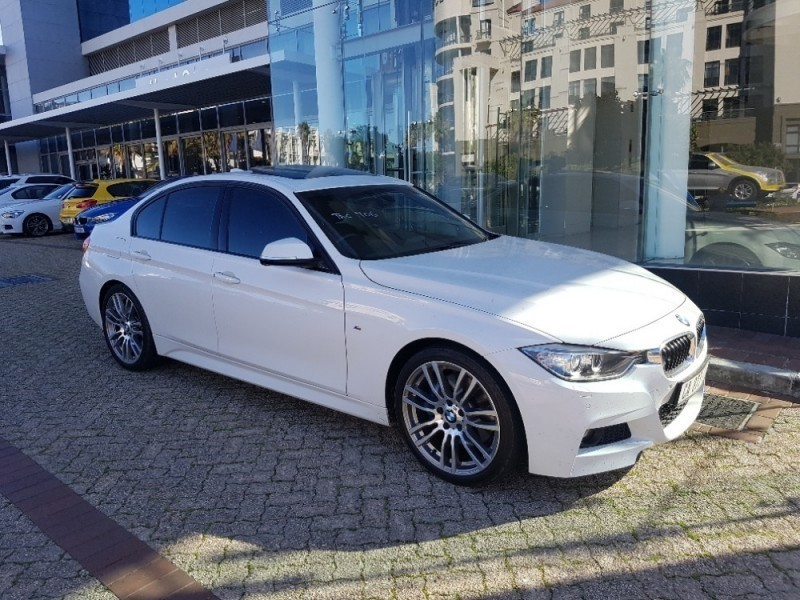 used bmw 3 series 320d m sport auto for sale in western cape id 2318318. Black Bedroom Furniture Sets. Home Design Ideas