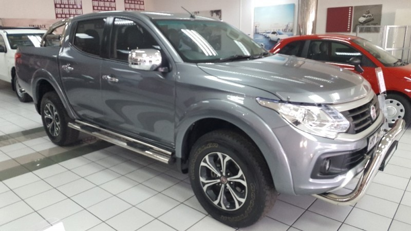 used fiat fullback 2 4 di d 4x4 auto double cab bakkie for sale in mpumalanga id. Black Bedroom Furniture Sets. Home Design Ideas