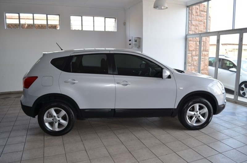 used nissan qashqai 2 0 dci acenta for sale in gauteng id 2318754. Black Bedroom Furniture Sets. Home Design Ideas
